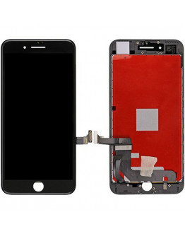 Ecra LCD + Touch para iPhone 7 Plus - Preto