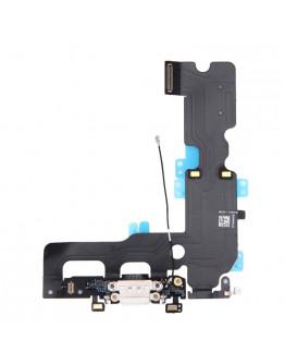Flex Conector de carga para iPhone 7 Plus - Branco