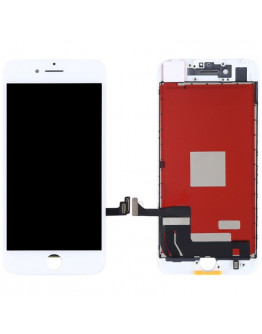 Ecra LCD + Touch para Iphone 7 - Branco