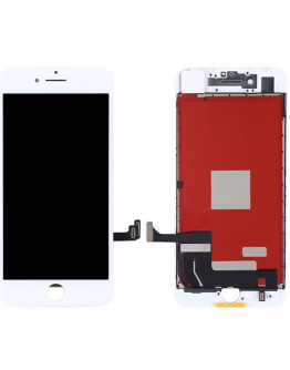 Ecra LCD + Touch para Iphone 7 Plus - Branco