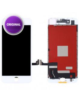 Ecra LCD + Touch para Iphone 7 - Branco (Original)
