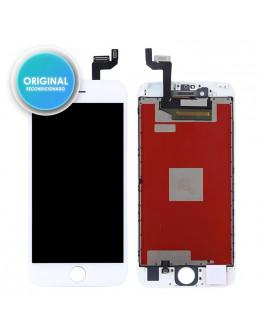 Ecra LCD + Touch para iPhone 6S - Branco (Original-Recondicionado)