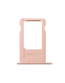 Gaveta do cartão SIM para iPhone 6S - Rosa Dourado