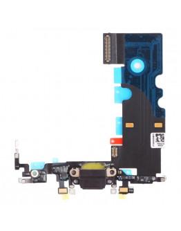Flex Conector de carga para Iphone 8 - Preto