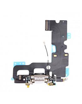 Flex Conector de carga para Iphone 7 - Branco