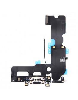 Flex Conector de carga para Iphone 7 Plus - Preto