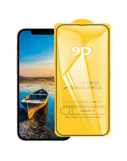 Pelicula de vidro temperado Full Screen para iPhone 13 / 13 Pro - 9D