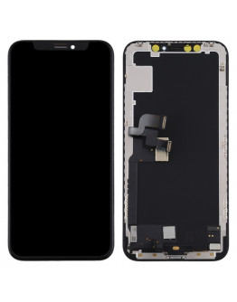 Ecra LCD + Touch para iPhone X - OLED (HARD)