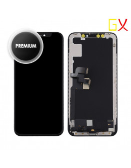 Ecra LCD + Touch para iPhone X - OLED (GX-HARD) Premium