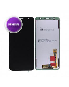 Ecra LCD + Touch para Samsung Galaxy J6 Plus - Service Pack (Original)
