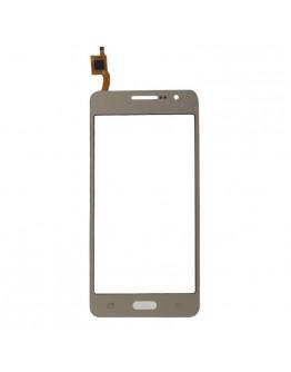 Vidro / Touch para Samsung Galaxy Grand Prime G530 / G531 - Dourado