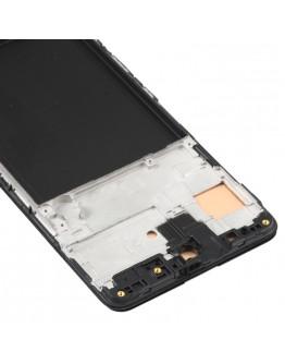 Ecrã LCD + Touch com Frame para Samsung Galaxy A51 (SM-A515F) - (OLED)